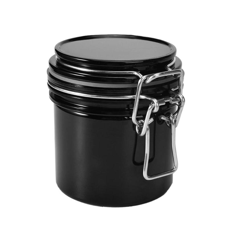 Eyelash Glue Storage Tank Black Individual Adhesive Stand High Capacity Sealed Storage Jar Container Women Beauty Accessories