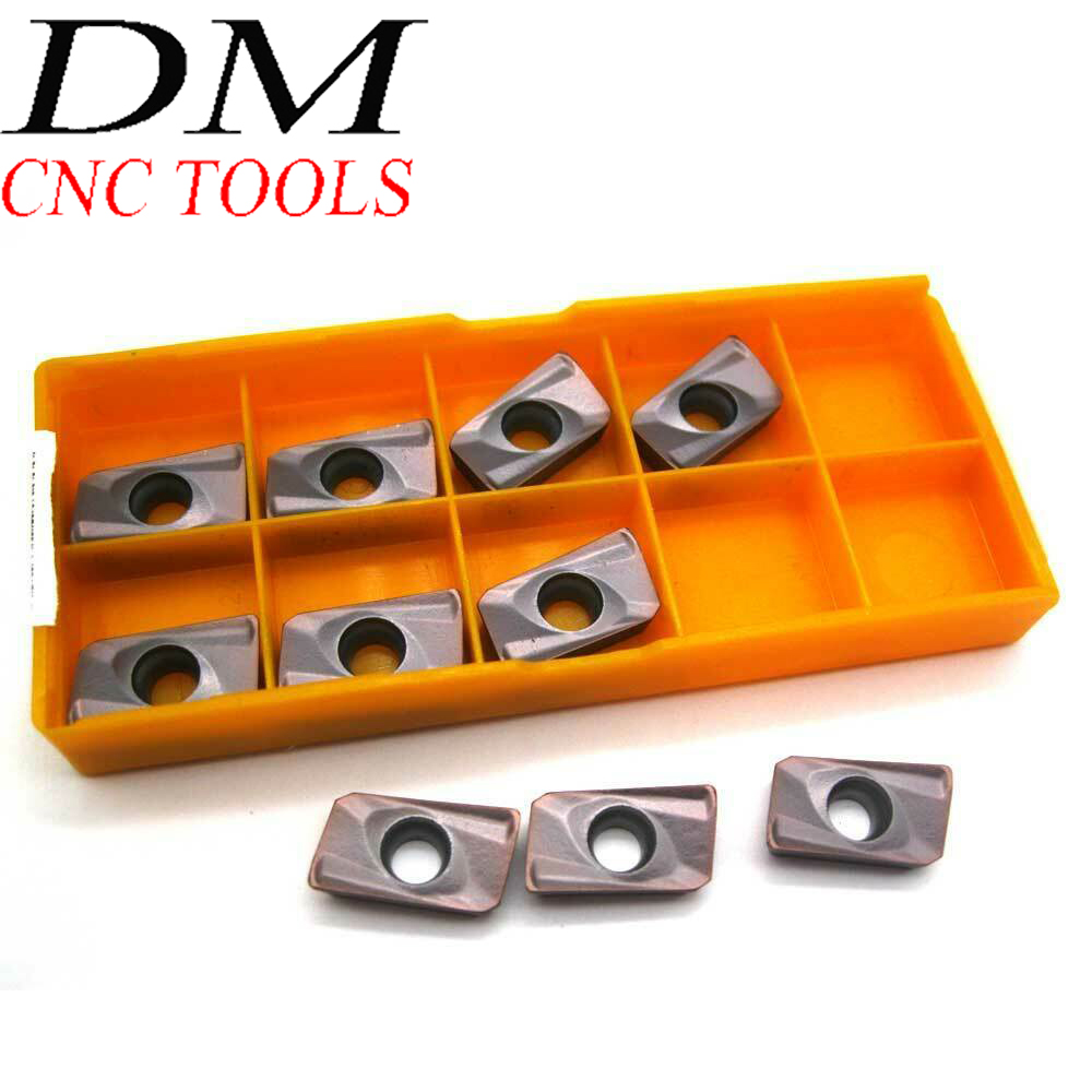APMT1604PDER-M2 VP15TF Carbide milling inserts for milling cutters 10P