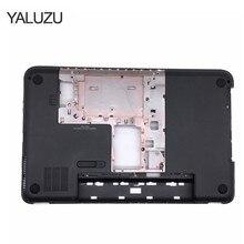 Yalumzu capa inferior do portátil hp, para pacote G6-2000 G6Z-2000 G6-2100 G6-2348SG TPN-Q110 684164-001 d escudo de concha
