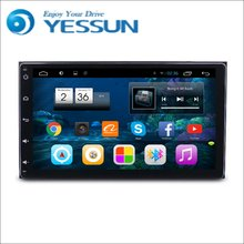YESSUN Für Toyota Sienna 2015 ~ 2016 Android Auto Navigation GPS HD Touch Screen Stereo-Player Multimedia Audio Video Radio navi