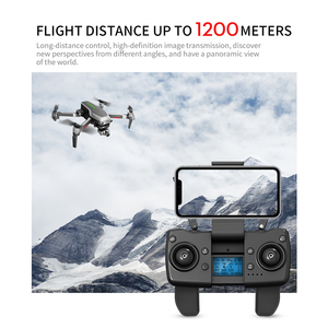 Image 4 - L109 Pro GPS Profissional Drone with HD 4K Gimbal Camera 5G WiFi FPV 1.2km control Brushless Motor RC Quadcopter Helicopter Toy