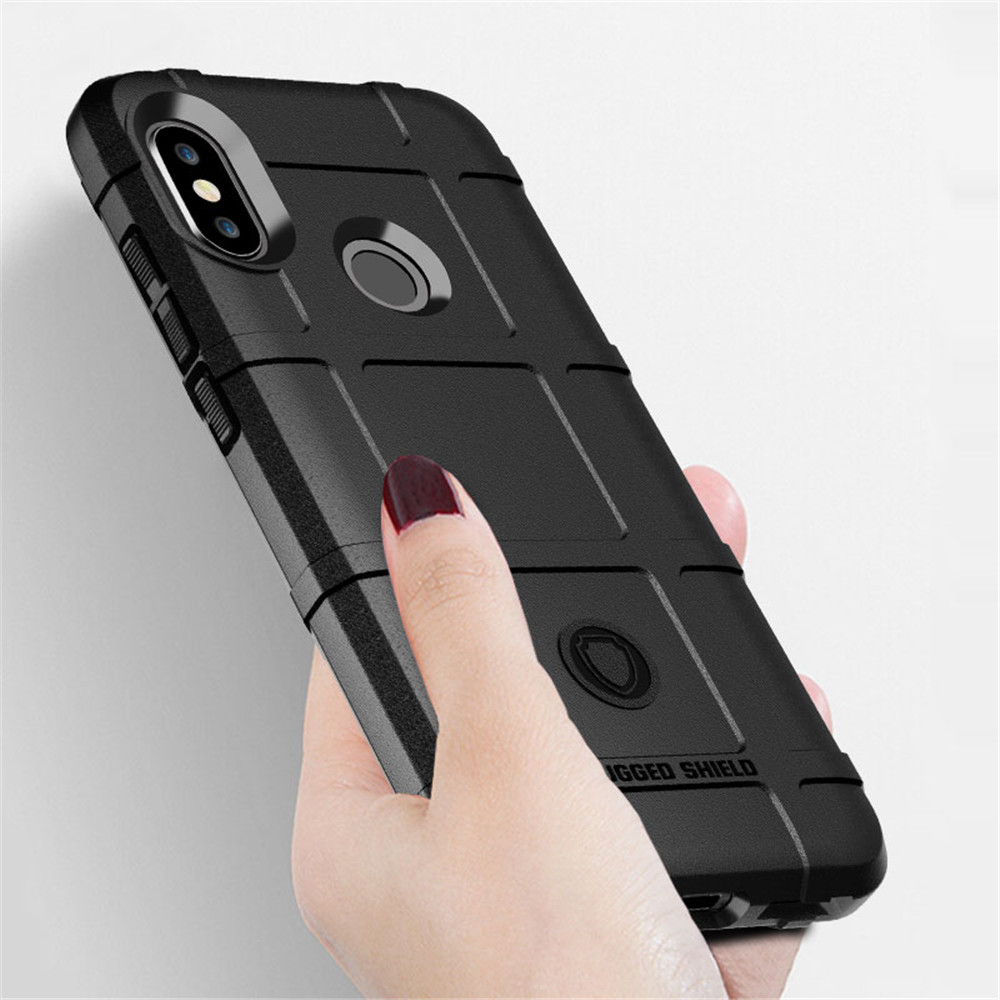 For Xiaomi Redmi 7A Note 6 Pro Case Armor Shield Cover Case For Xiomi Red Mi Note 7 9T K20 6A 5 Plus 9 SE 8 Lite A2 A3 CC9 Go F1