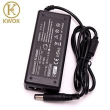 18.5 V 3.5A 65 Wát AC Adapter Cho Máy Tính Xách Tay hp Sạc Cho HP Compaq 6910 P 2230 s DV5 DV6 DV7 DV4 G50 G60 N193 CQ43 CQ32 CQ60 CQ61 CQ62