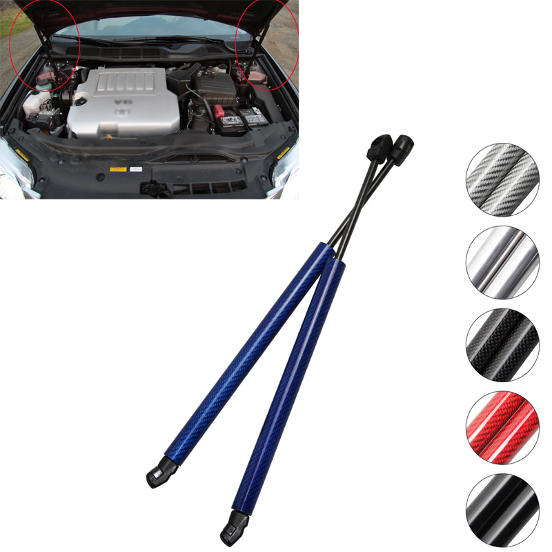 2pcs  Bonnet Hood  Auto Gas Spring Lift Supports Fits for Toyota Avalon Sedan 2005-2008 2009 2010 2011 2012 25.98 inches