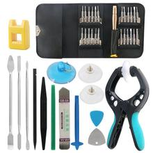 40 in 1 Cellphone Screwdriver Repair Tools Set for iPhone 11 Pro Max XS XR S 8 7 Cell Phone Tablet Laptop Camera Hand Tool Kit