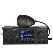 Buy RS-918 SSB HF SDR Transceiver 15W Power Mobile Radio RX:0.5-30MHz TX:All ham Bands Multifunctional Instrument directly from merchant!