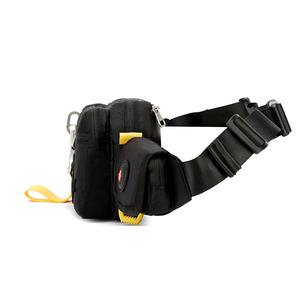 Image 4 - Oxford leather belt bags for men, travel bags, mens and womens belt bags, leisure flag, canvas belt bags, hip joint bags