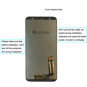 Image 5 - 20pcs/lot lcd For Samsung Galaxy J4+ J415 SM J415F J415FN LCD display Touch Screen Assembly for Samsung J4 plus J415 lcd screen