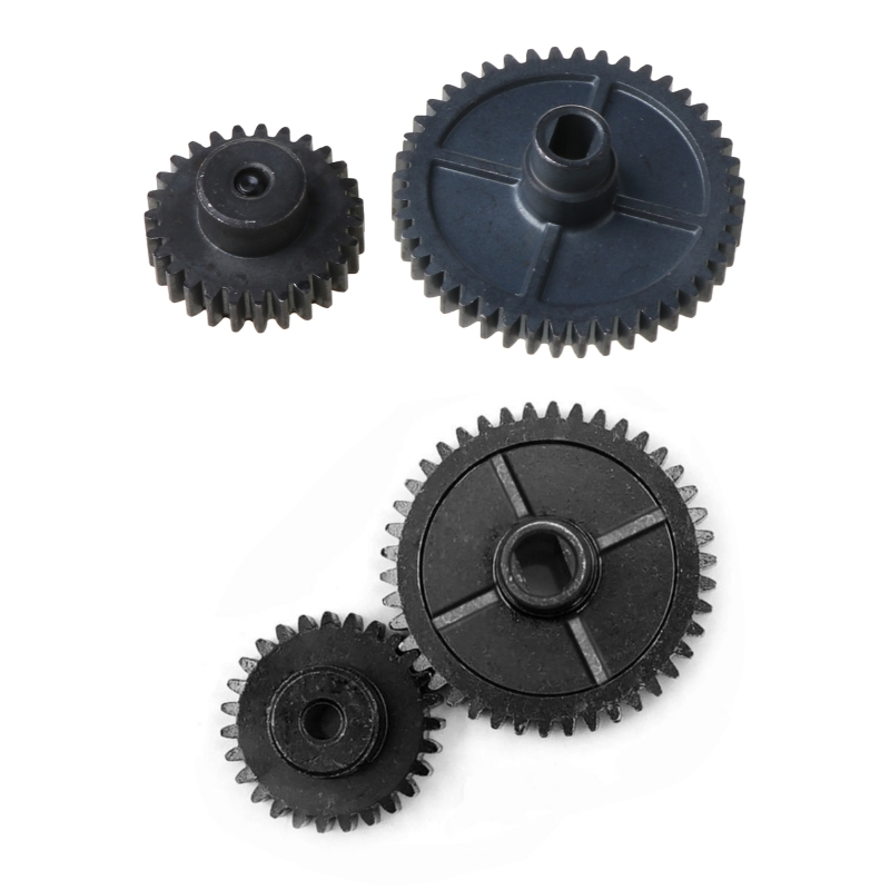 27T 42T Metal Reduction Gear Motor Gear for Wltoys 144001 1/14 RC Car