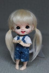 Image 5 - Sto doll 3.0 laugh dolls  OB doll head DIY Ob 11 doll head