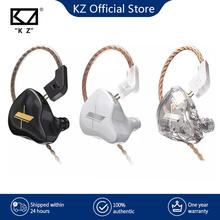 KZ EDX słuchawki 1 dynamiczne słuchawki douszne HIFI Bass w uchu słuchawki sportowe słuchawki z redukcją szumów tanie tanio Zaczepiane na uchu Dynamiczny CN (pochodzenie) PRZEWODOWY 112dBdB 1 25+5cmm do telefonu komórkowego Do kafejki internetowej