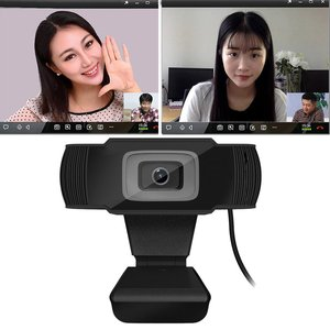 USB Camera Web Cameras Computer Webcam With Microphone Video Call Cameras For PC Computer HD Webcam Camera