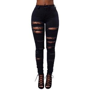 2019 Slim Jeans for Women New Fashion Su