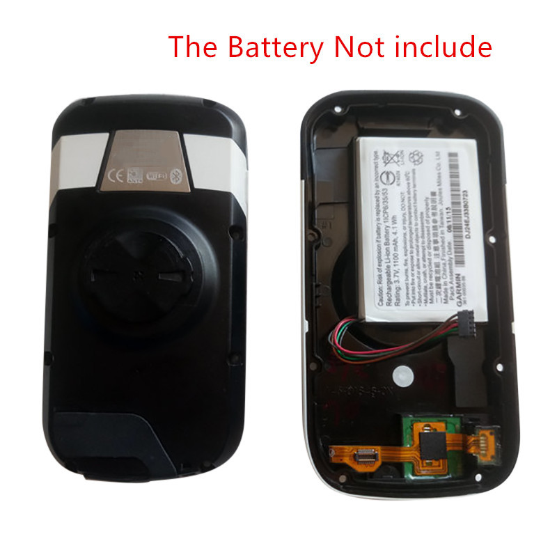 Garmin Cycling Bike GPS Edge 1000 Back Case Battery Cover Replacement Part