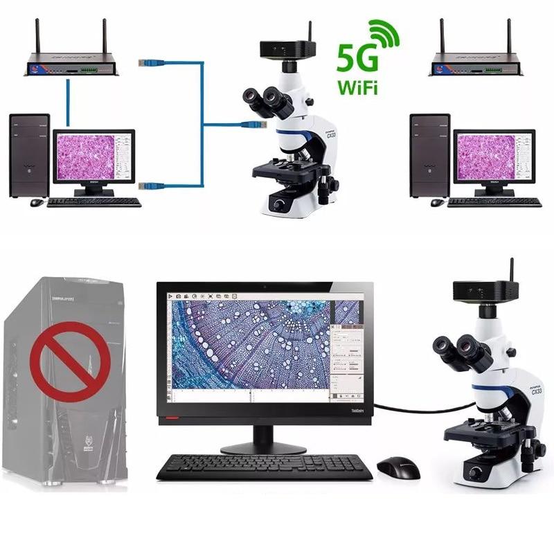 Peças e acessórios p/ microscópio