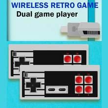 Y2 Pro AV inalámbrico de mano Consola de Videojuegos TV construir en 600 clásico juego de 4K 8 poco Mini consola de juegos Retro soporte HD salida