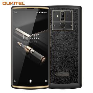 Image 5 - هاتف ذكي OUKITEL K7 Pro 6.0 18:9 10000mAh MT6763 4GB 64GB أندرويد 9.0 بصمة وجه معرف 9V/2A هاتف محمول