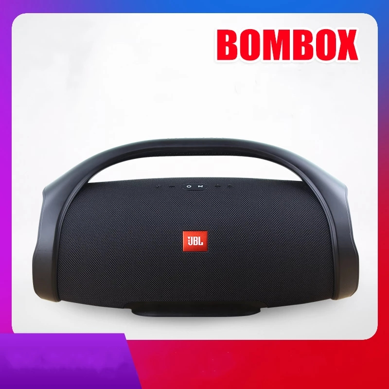 Boombox Portable Wireless Bluetooth Speaker Boom Box Outdoor Subwoofer IPX7 Waterproof Loud Stereo Charge 4 3 Flip 5 4 GO 2