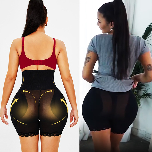 Padded Butt Lifter Hip Enhancer Slimming Shaping Panties