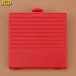 Image 5 - Jcd 1pcs 닌텐도 게임 보이 배터리 커버 케이스 뚜껑 교체 gb 콘솔 배터리 뒷문 커버