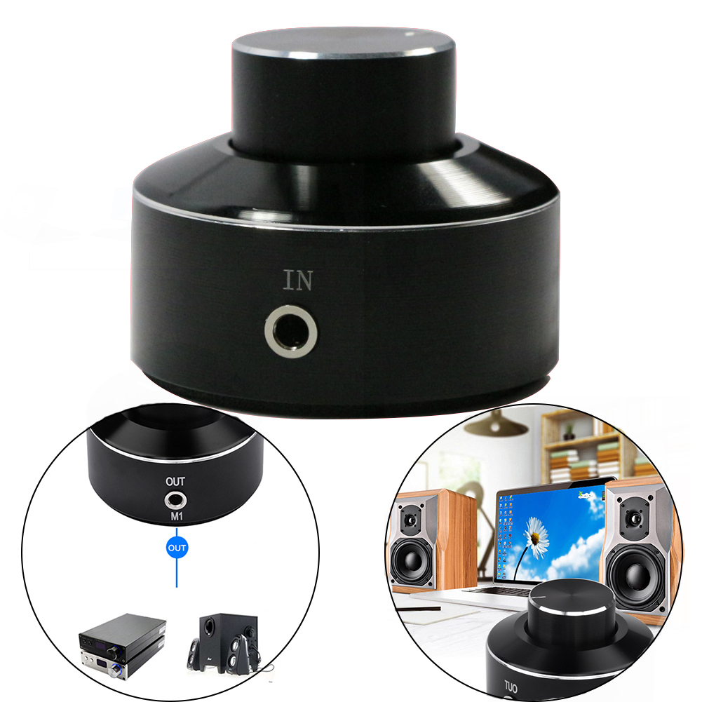 M1 Amplifier Line Control Audio Useful Mini Volume Controller Home Lightweight Digital Power Professional Active Speaker