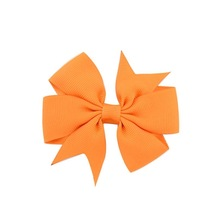20 Pcs Baby Hair Clips  Bowknot Children Hairgrips Headwear Fashion Accessories Girls Hairpins