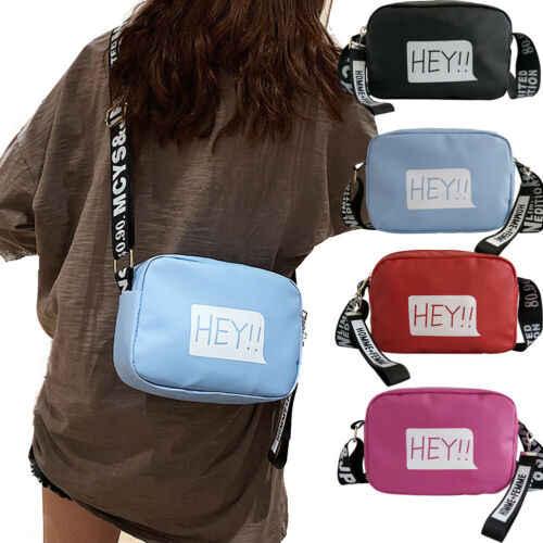 Mulheres da moda Couro Bolsa de Ombro Bolsa Carta Bolsa saco do Mensageiro Saco Crossbody Tote