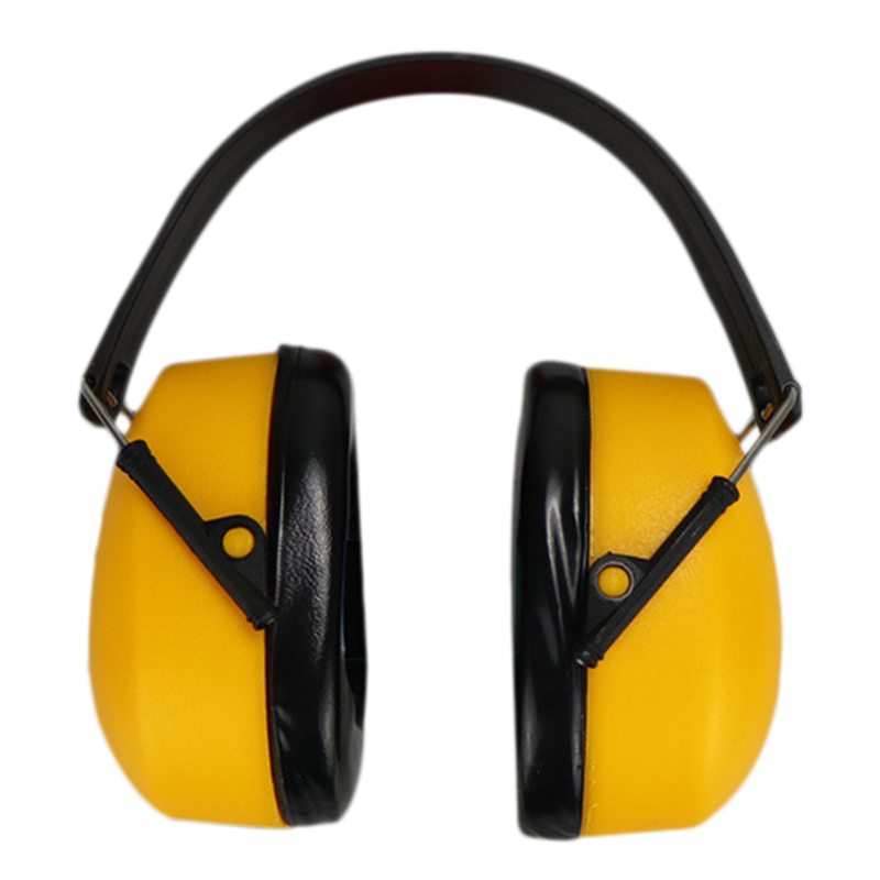 Foldable Earmuff Sound Noise Hearing Protection Volume Limited Anti Noise Headset