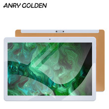 Neue ANRY Original 10 inch Tablet Pc Android 8,0 Google Play 4G LTE Anruf Dual SIM Karten WiFi GPS Bluetooth 10,1 Tabletten