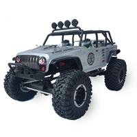 LeadingStar Remo Hobby 1073 SJ 1/10 2.4G 4WD Brushed Rc Car Off road Rock Crawler Trail Rigs Truck RTR Toy