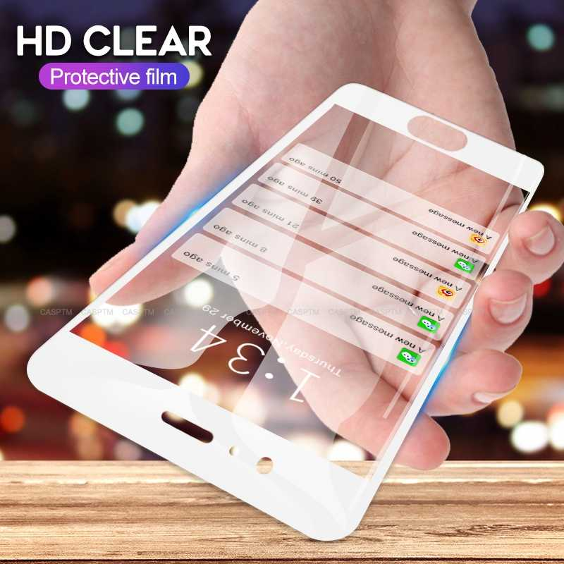 Explosion Proof Screen Protector For Huawei Honor 9 lite 10 8C Premium HD Tempered Glass Cover Film For Honor 20 20 Pro 8A V10