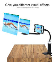 Handy HD Projektion Halterung TrestleAdjustable Flexible Alle Winkel Handys Support Halter|Möbelrahmen|Möbel -