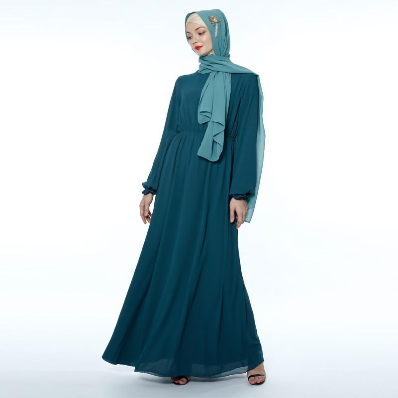 Muslim Abaya Dubai Hijab Dress Kaftan Abayas For Women Turkey Caftan Marocain Robe Femme Pakistan Dresses Islamic Prayer Clothes