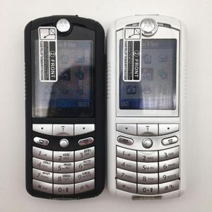 Image 2 - Motorola móvil E398 100%, buena calidad, reacondicionado, Original, un año de garantía + regalos gratuitos