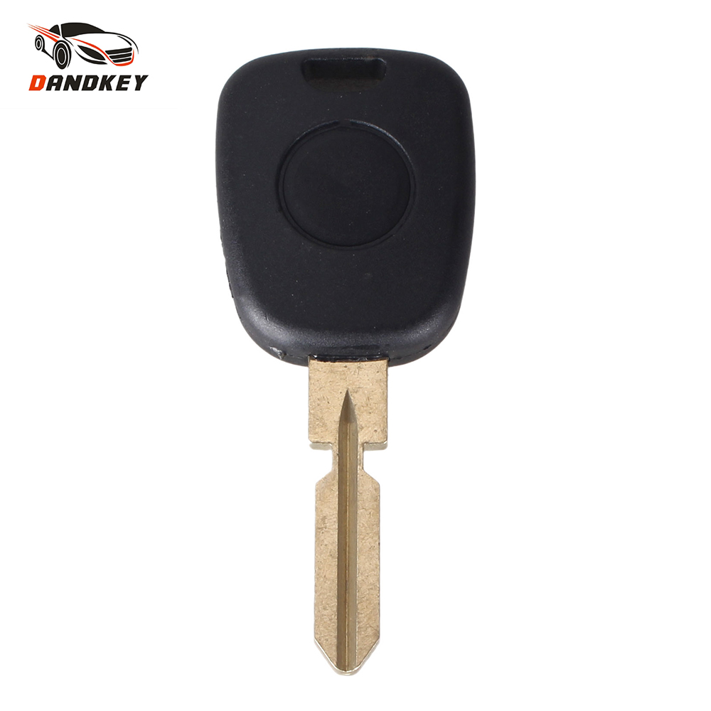 Dandkey 10pcs For <font><b>MERCEDES</b></font> <font><b>Benz</b></font> 124 126 <font><b>W140</b></font> S320 Replacement Transponder Chip Key Case Uncut HU39 Blade Car Key Shell Fob image