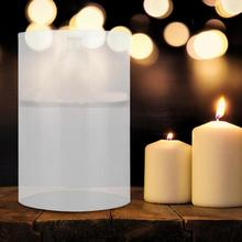1PCS Pure 3D Silicone Mold Hand-made Essential Oil Candle Natural Soy Wax Scented Candle