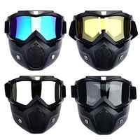 Winter Sports Snow Ski Mask Mountain Downhill Skiing Snowboarding Glasses Ski Googles Masque Ski Gogle Snow Skate