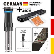 Cuisson précise sous vide et système de scellage à l'air, appareil de cuisson d'origine allemande, nouveauté 2021