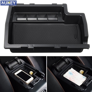 Center Console For Subaru XV Crosstrek 2012 2013 2014 2015 2016 Armrest Storage Box Container Glove Organizer Coin Tray Pallet