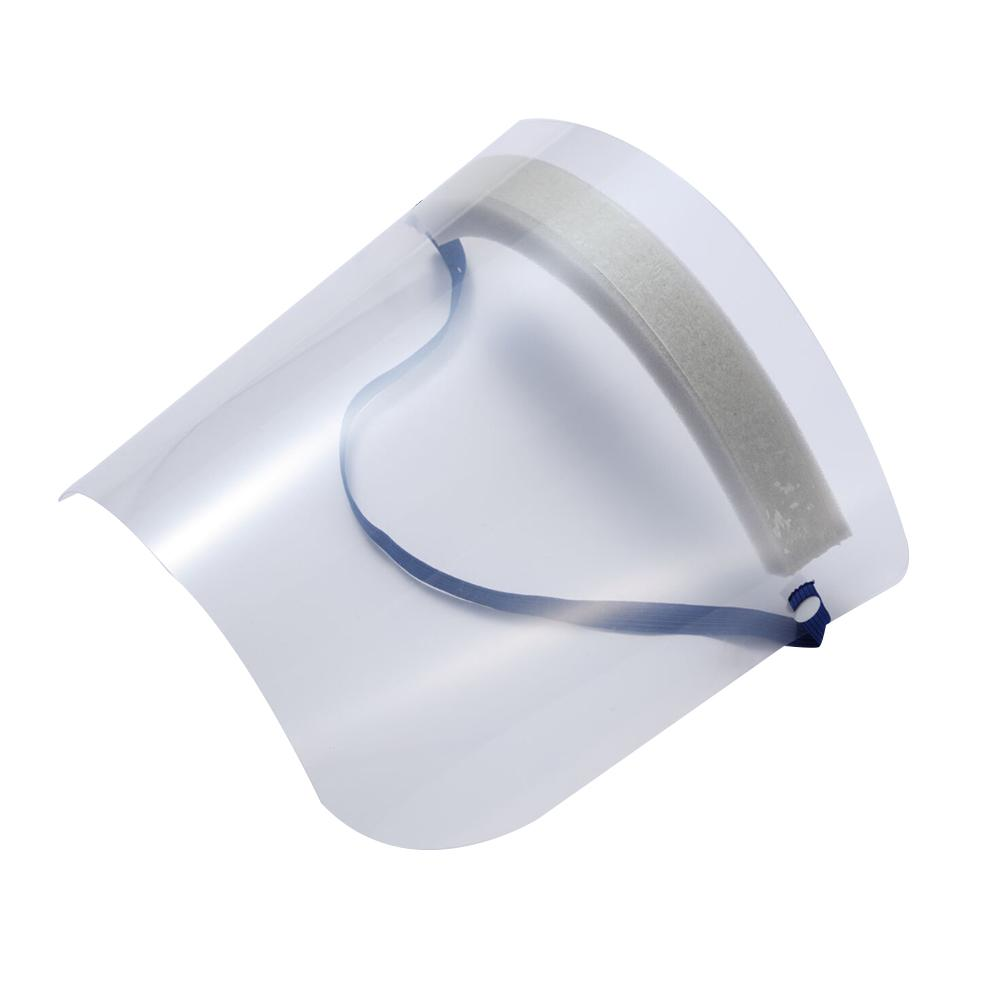 Kids Adults Rain Cover Protective Anti Splash Dust-proof Full Face Cover Mask Visor Shield