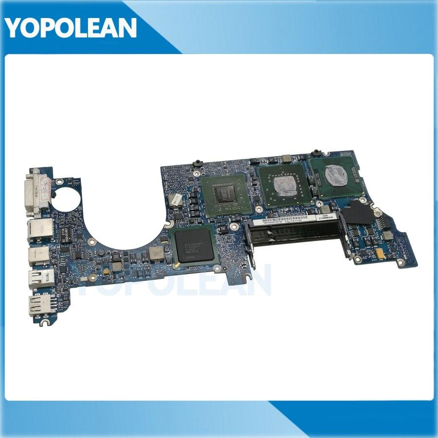 "apple macbook pro 15/"" a1150 2.16 ghz logic board bottom casing bundle"