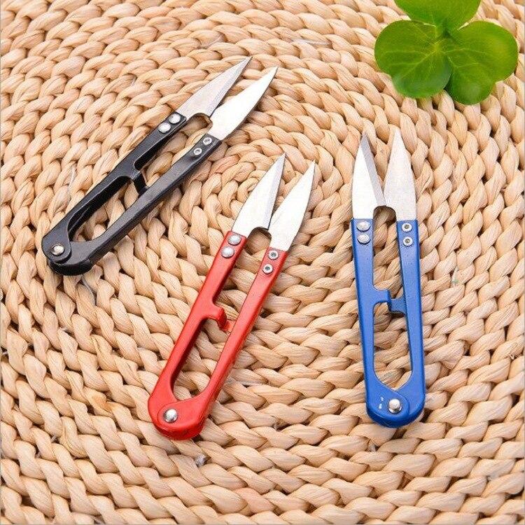 Manufacturers Direct Selling Kang Yong 805 High Carbon Iron And Steel Color Sand Shear Yu Xian Jian Spring Yarn Shear Cross Stit