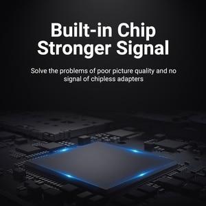 Image 4 - Vention extensor HDMI 2,0 hembra a hembra, repetidor de hasta 10m 60m, amplificador de señal activo 4K @ 60Hz, extensión HDMI a HDMI