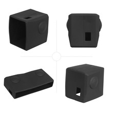 Soft Silicone Protective Cover Holder Protector Shell Travel Case for Insta360 EVO VR Folding Camera Accessories Shock proof