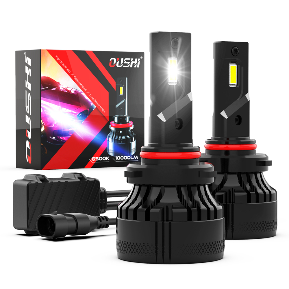Canbus H11 H7 H4 9003 9012 9005 9006 HB3 HB4 H1 LED Headlight Car Light Bulb For BMW E46 E39 E90 E60 E36 F30 F10 E30 E34 X5 E53
