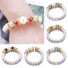 New Crystal Natural Stone Bracelet Jewelry Bracelet Pendant Sweet and romance Beaded Bracelet Women's hand bracelet Making