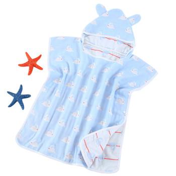 Dzieci niemowlęta bawełniany koc bawełniane ręczniki dla dzieci dzieci chłopiec kąpiel wygodne miękkie dziecko bawełniane nowonarodzone ręczniki dla dzieci tanie i dobre opinie Poliester bawełna 0-3 miesięcy 4-6 miesięcy 10-12 miesięcy 7-9 miesięcy 13-18 miesięcy 19-24 miesięcy 2 lat w górę