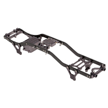 Aluminum & Carbon RC Rock Crawler Chassis Frame Kit for 1:10 Axial SCX10 D90