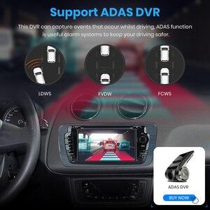 Image 5 - Lettore dvd per auto autoradio Junsun 2 din per Seat Ibiza 2009 2010 2011 2012 2013 navigazione GPS Android 9.0 2GB 32GB opzionale
