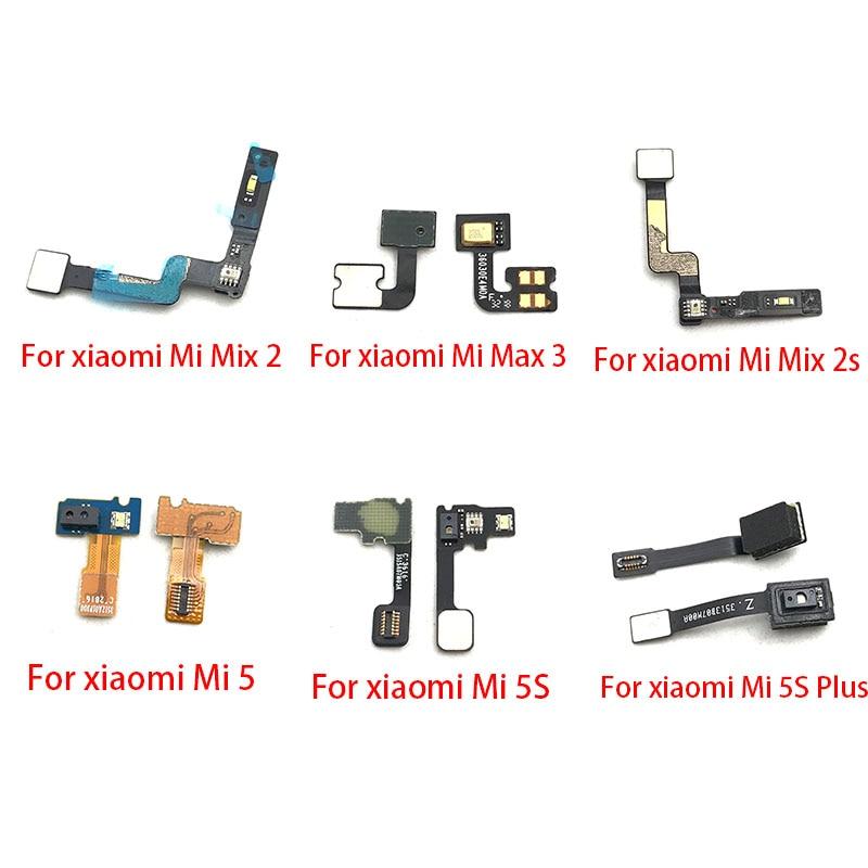 New Proximity Sensor Flex Ribbon For Xiaomi Mi 5 5S Plus 6 8 A2 Lite Max 3 Mix 2 2S Replacement